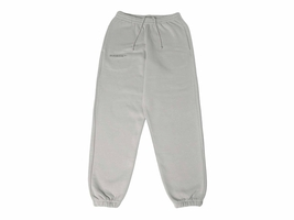 Heavyweight Cotton Track Pants - Stone