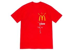 Red Crew Tshirt