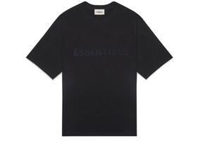 Black Logo Tshirt (SS20)