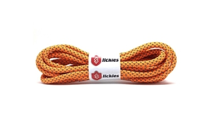 Reflective Rope Laces - Vibrant Orange